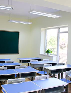 整洁的课堂